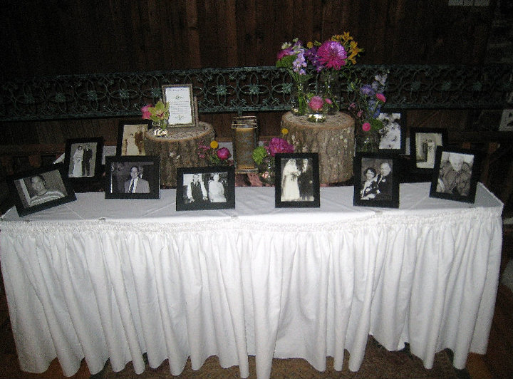 Cheap Wedding Decorations Tables