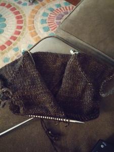 Liam's gramps cardigan
