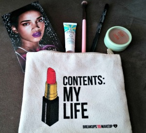 Ipsy May Glam Bag and Contents