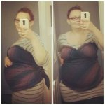 19 Weeks and belly wrapping