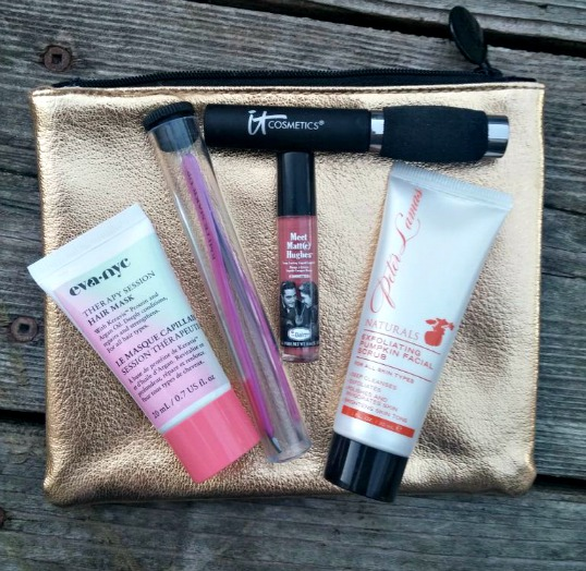 Review October Ipsy Glam Bag In Among The Heather